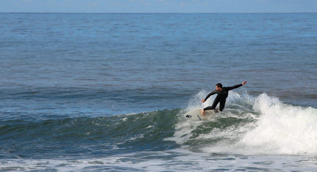 John Tsoutis Cohete surfboards